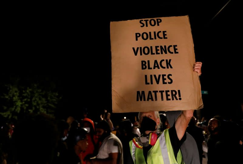 Wisconsin police officer who shot Jacob Blake is 31-year-old with 7 years on the force
