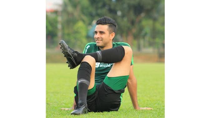 Otavio Dutra (Sumber: Instagram/otaviodutra5_indonesia)