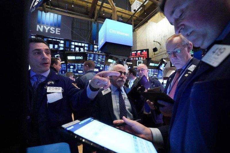 Wall Street  dibuka lebih tinggi di tengah harapan stimulus AS