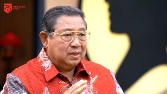 Dituduh Jadi Bandar Demo Omnibus Law, SBY: Cerita Klasik