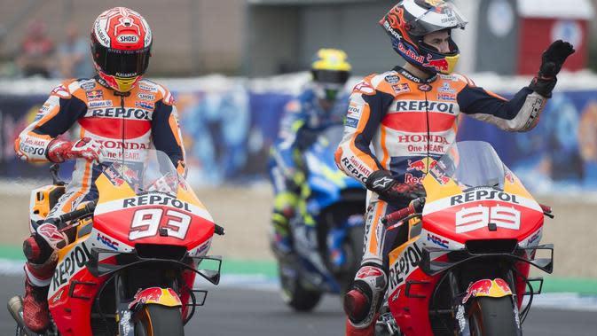 Jadwal Siaran Langsung MotoGP Valencia Malam Ini