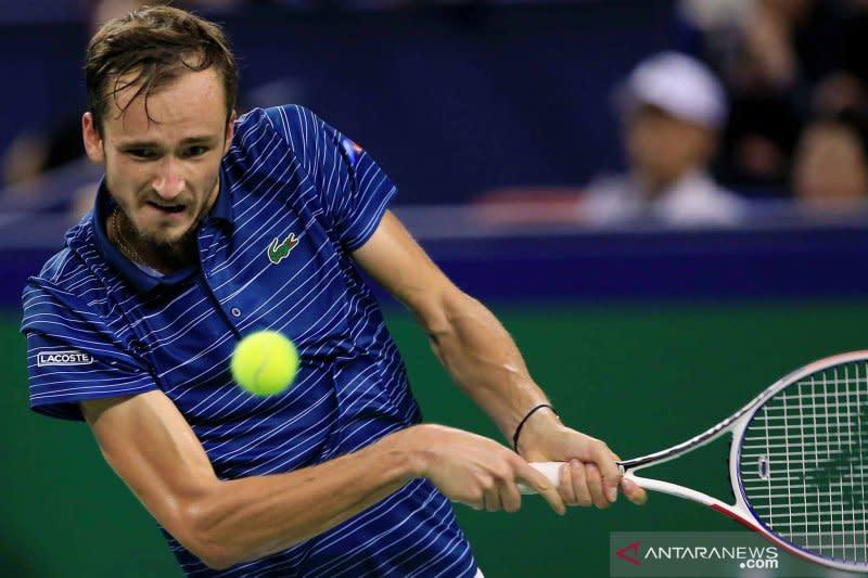 Medvedev bermimpi untuk ikuti jejak Davydenko di ATP Finals