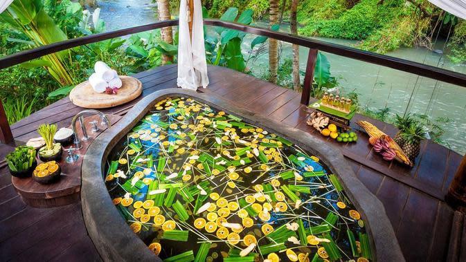 Fivelements Retreat Ubud, hadirkan sejumlah fasilitas yang dapat jadikan liburan kian berkualitas.