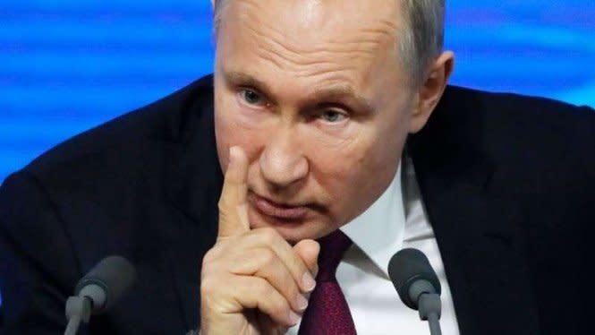 Taktik Cerdik Putin Agar Rusia Lebih Dulu Serang AS dengan Nuklir