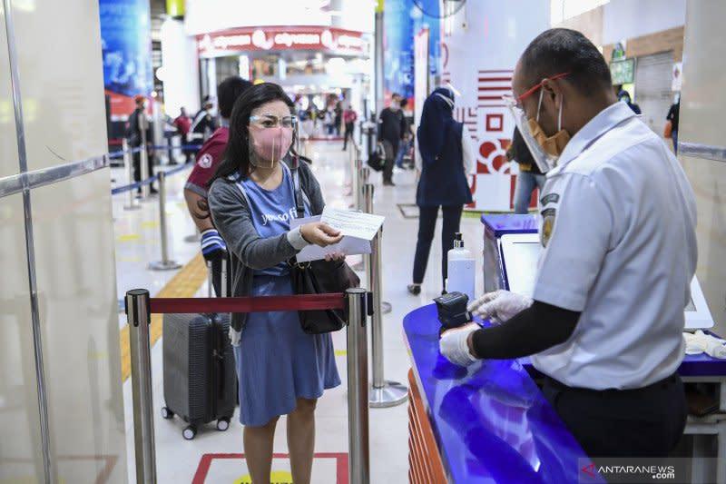 Peningkatan penumpang 88 persen di Daop 1 Jakarta