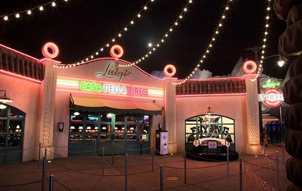 Fun Facts: Cars Land Re-creates Radiator Springs with Familiar Landmarks from the Movie