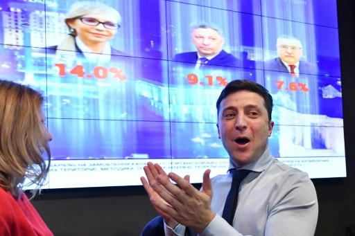 When Zelensky announced his long-shot candidacy at the start of the year, his political experience had been limited to playing the president in a TV show