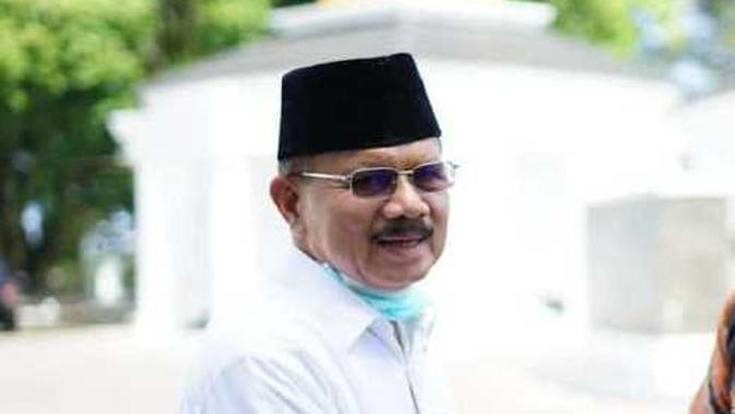 Bupati Padang Pariaman Positif Covid-19 Sepulang dari Jakarta