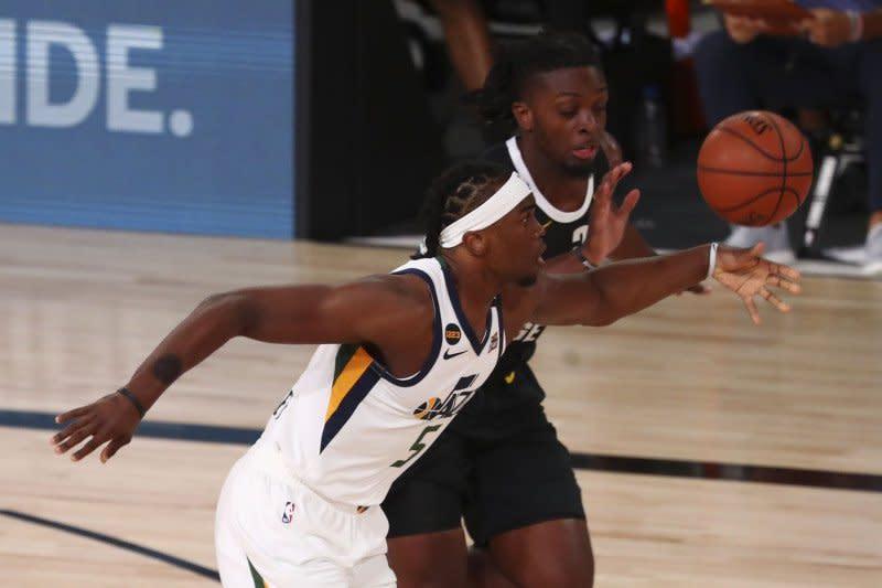 Jazz samakan kedudukan lawan Nuggets berkat 30 poin Mitchell