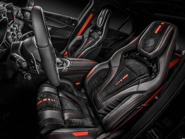 嫌原廠內裝太無趣?看看CARLEX DESIGN如何打造AMG C43的內裝!