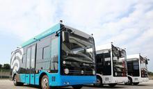 台北自駕巴士30日信義路測試 開放預約免費試搭 (圖)
