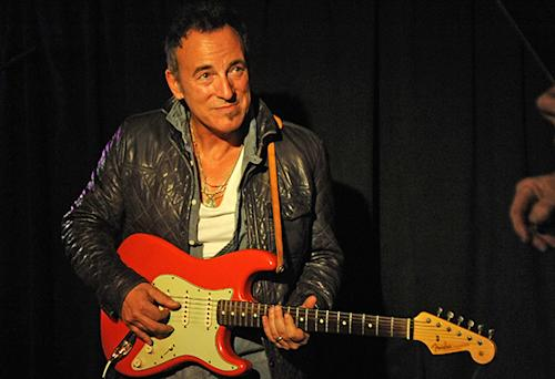 Bruce Springsteen Formalizes Plans for Instant Live Bootlegs