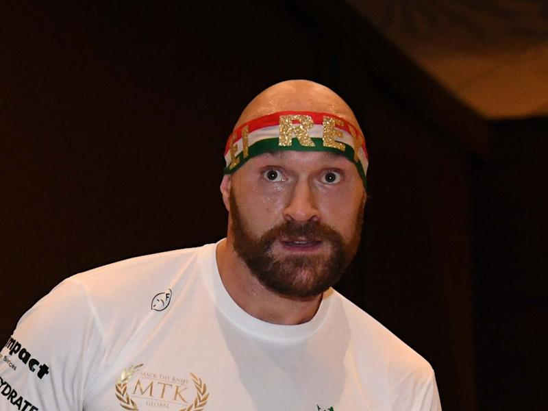 Fury believes he can beat everybody in the heavyweight division: Getty