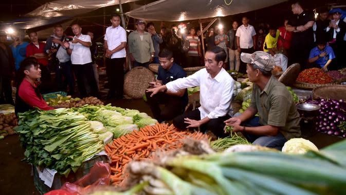 Kala Jokowi Terima Keluhan Tukang Gorengan yang Bangkrut Akibat Pandemi