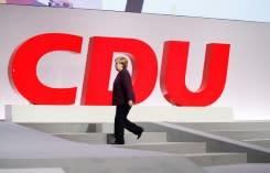 Para calon pengganti Merkel berhadapan langsung dalam debat