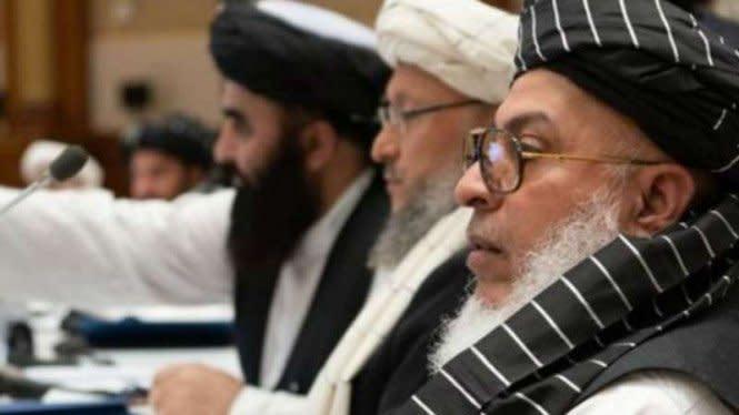 Taliban Bantah Berupaya Menangkan Donald Trump di Pilpres AS
