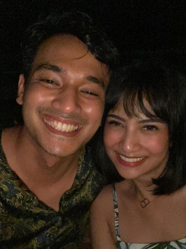 Vanessa Angel dan Bibi Ardiansyah (Sumber: Instagram/vanessaangelofficial)