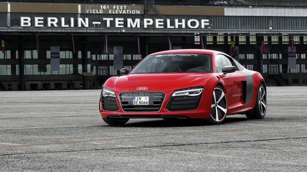 Audi R8 e-tron, stillborn greatness: Motoramic Drives