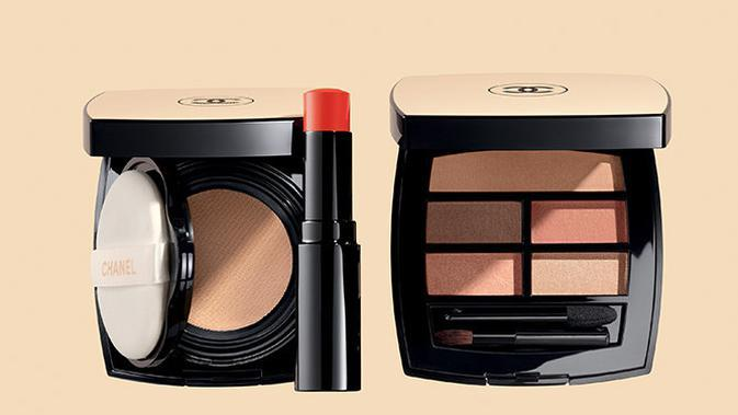 Chanel Healthy Glow Natural Eyeshadow Palette. Sumber foto: Document/Chanel.