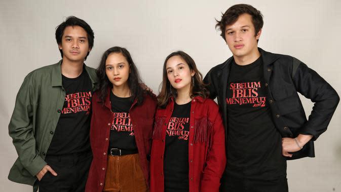 Pemeran Film Sebelum Iblis Menjemput Ayat 2 (Adrian Putra/Fimela.com)