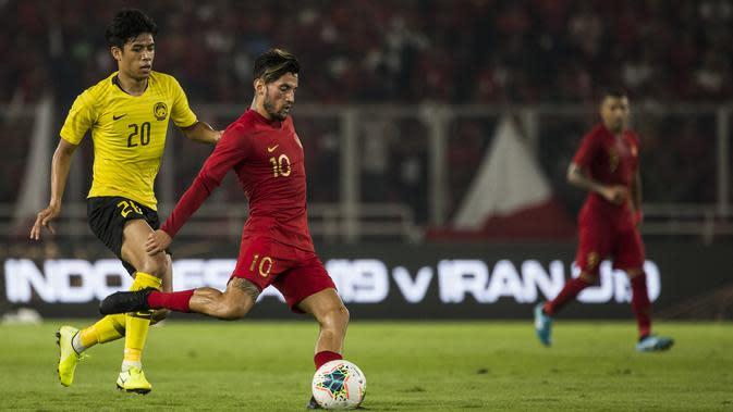 Link Live Streaming Malaysia Vs Timnas Indonesia pada Kualifikasi Piala Dunia 2022