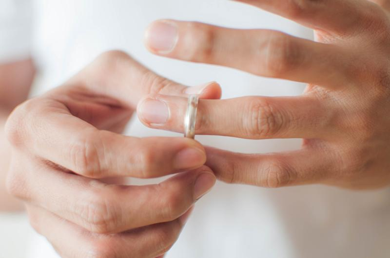 A man has left his marriage over a secret confession he overheard from his wife. Photo: Getty Images