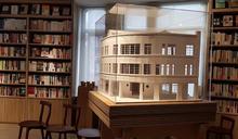 1947年中央書局的建築模型 (圖)