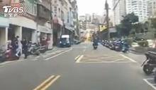 臨停「車道旁」看嘸來車釀視線死角! 危險區可申請劃紅線
