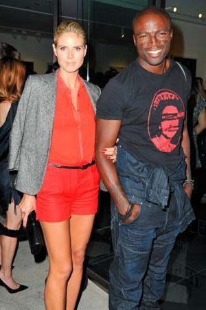 January 23-29: Seal Announces Divorce, Releases Breakup Album. Coincidence?
