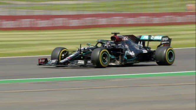 Lewis Hamilton Juara F1 GP Inggris 2020