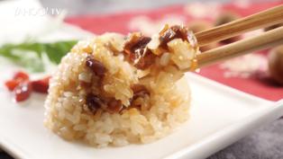 酒香桂圓米糕 超簡單做法懶人也會做【過年就是要吃中式甜點】