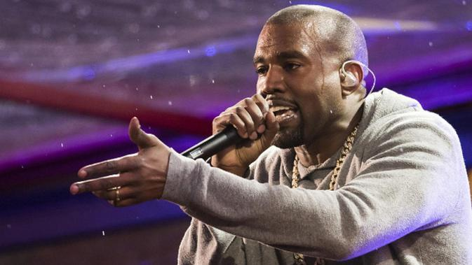 Kanye West (Charles Sykes/Invision/AP)