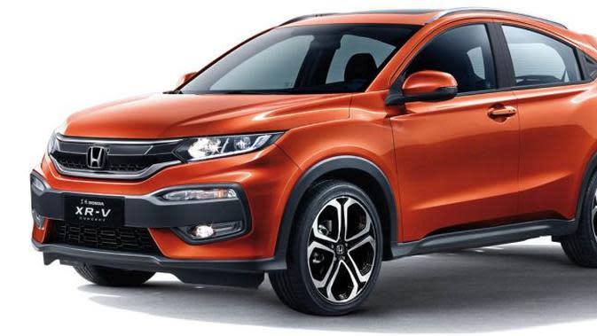 Sekilas Honda XR-V sama seperti Honda HR-V, namun ternyata berbeda. (Foto: Autoaubaine)