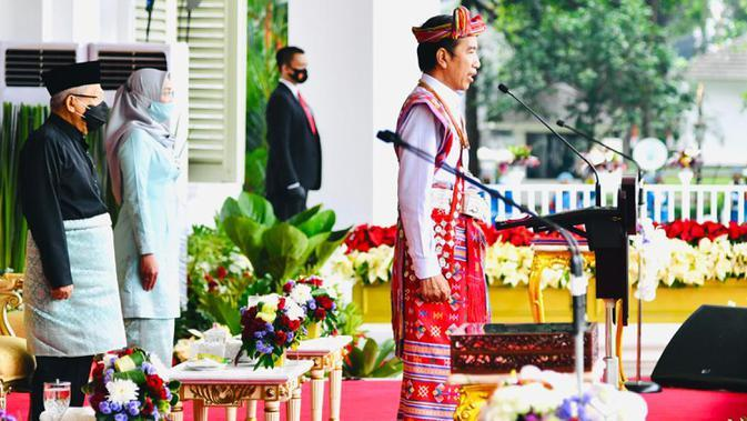 Usai Dipinjam Istana, Naskah Asli Proklamasi Dikembalikan ke Arsip Nasional