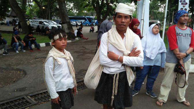 Cerita dari Badui yang Bebas dari Pandemi Corona karena Ritual Kawalu