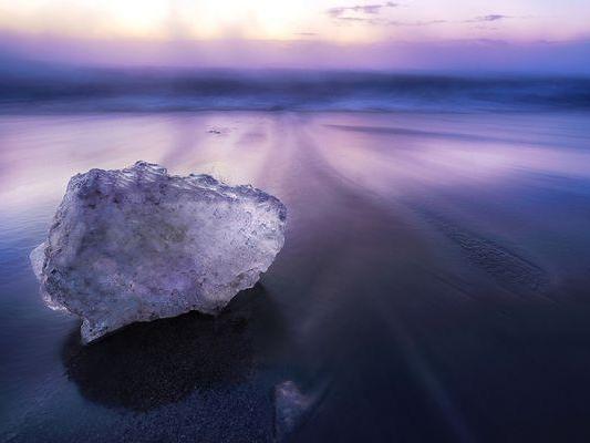 十勝大津海岸寶石冰塊