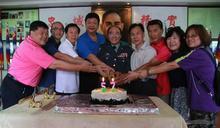 東引指揮部歡度57週年隊慶 緬懷先烈犧牲奉獻
