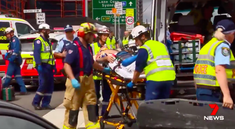 Sydney worksite tragedy: Teen identified as worker killed at Macquarie Park