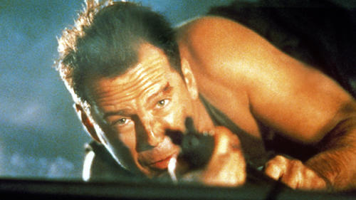 The Moment When Bruce Willis Became a Megastar