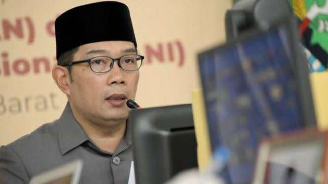 Ridwan Kamil: Jabar Butuh 30 Rumah Sakit Tambahan di Masa Pandemi