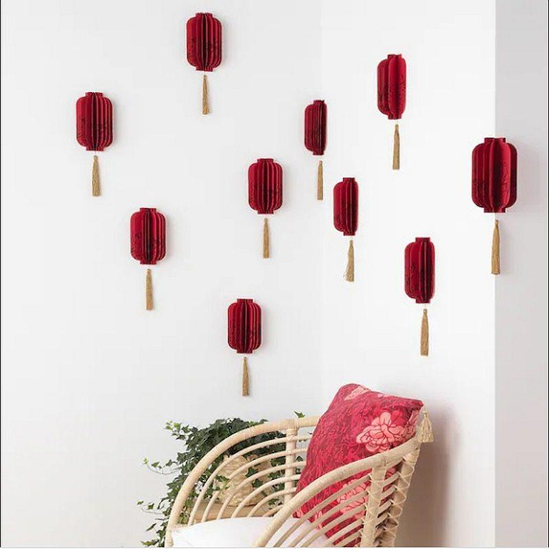 Ikea red lanterns, RM8.90 each. — Picture from Ikea Malaysia