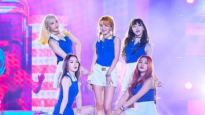 Red Velvet grup besutan SM Entertainment. (Wikimedia/Creative Commons)