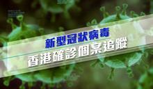 【持續更新‧附群組圖】香港新型冠狀病毒肺炎確診個案追蹤