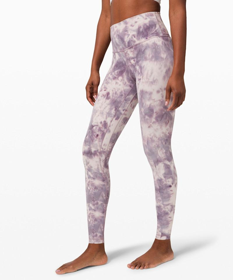 "<p><strong>Lululemon</strong></p><p>lululemon.com</p><p><a href=""https://go.redirectingat.com?id=74968X1596630&url=https%3A%2F%2Fshop.lululemon.com%2Fp%2Fwomens-leggings%2FAlign-Pant-28-DiamondDye-MD%2F_%2Fprod10030297&sref=https%3A%2F%2Fwww.seventeen.com%2Ffashion%2Fg30519407%2Fdoes-lululemon-have-sales%2F"" target=""_blank"">Shop Now</a></p><p><strong><del>$118</del> $89 (25% off)</strong></p><p>Lululemon makes tie-dye??? Yeah, it's pretty awesome. This watercolor iteration of <a href=""https://www.seventeen.com/fashion/g27325538/best-lululemon-leggings/"" target=""_blank"">my all-time favorite leggings</a> is only $89.</p>"
