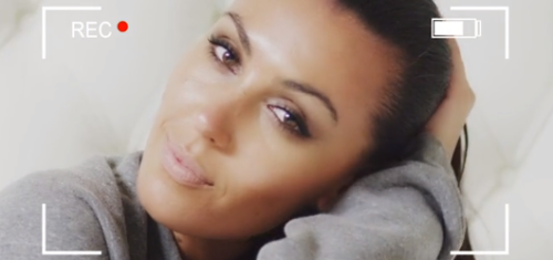 Ray J Features Kim Kardashian Lookalike in 'I Hit it First' Video