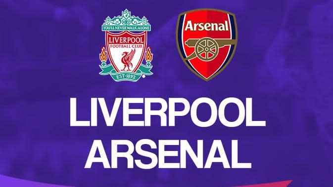 Prediksi Liverpool vs Arsenal. (Bola.com/Dody Iryawan)