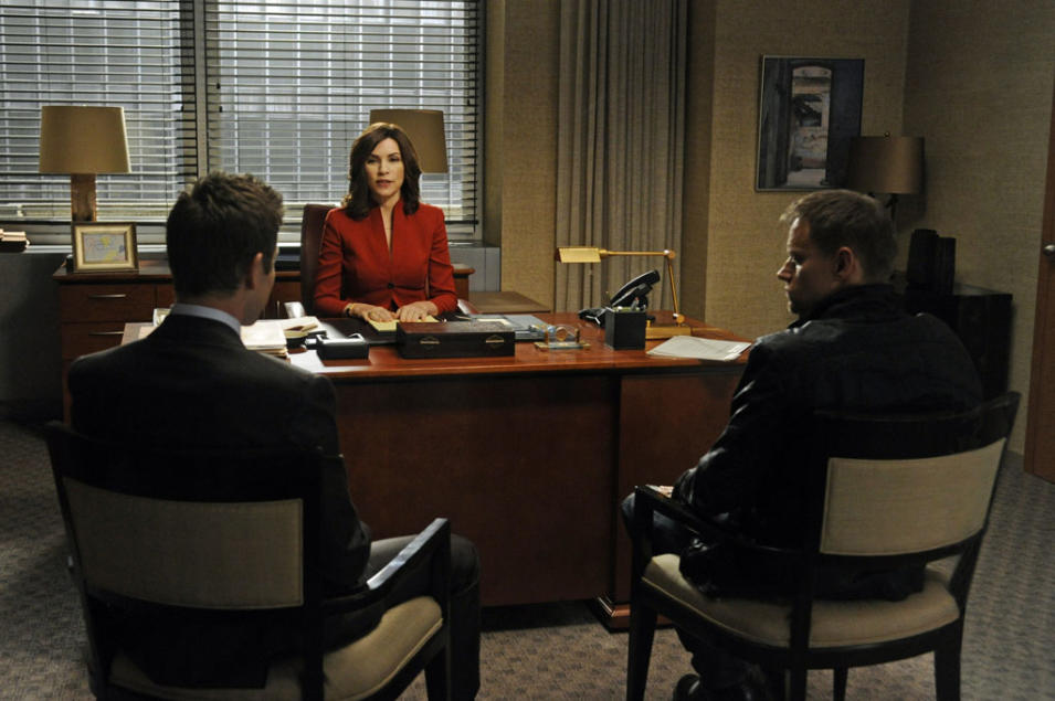 """""""The Good Wife"""" -- """"I Fought The Law"""""""