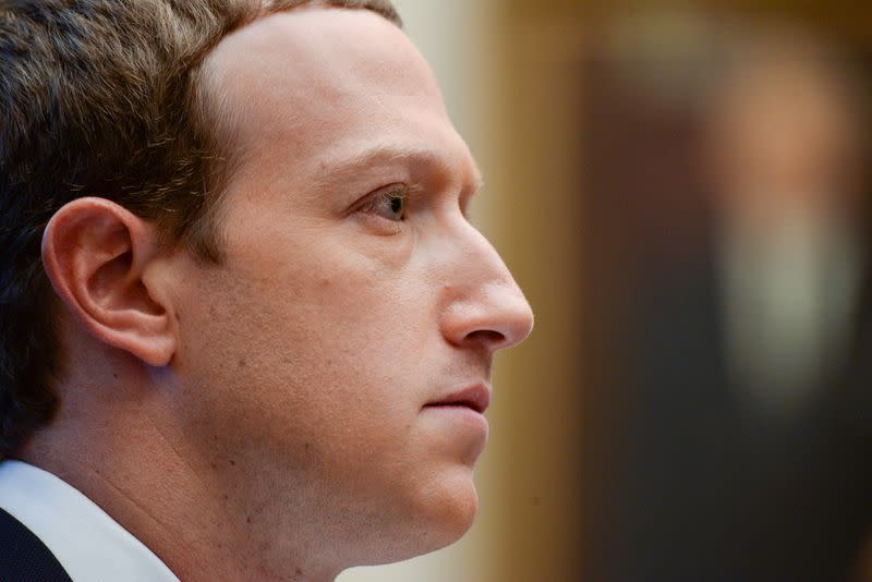 Zuckerberg says Facebook's failure to remove militia page an 'operational mistake'