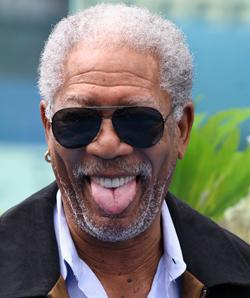 'Dolphin Tale' Finally Bags Morgan Freeman His Lifetime Achievement Award