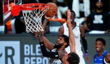 NBA/喬治狂得35分力壓唐契奇 快艇創隊史得分新紀錄